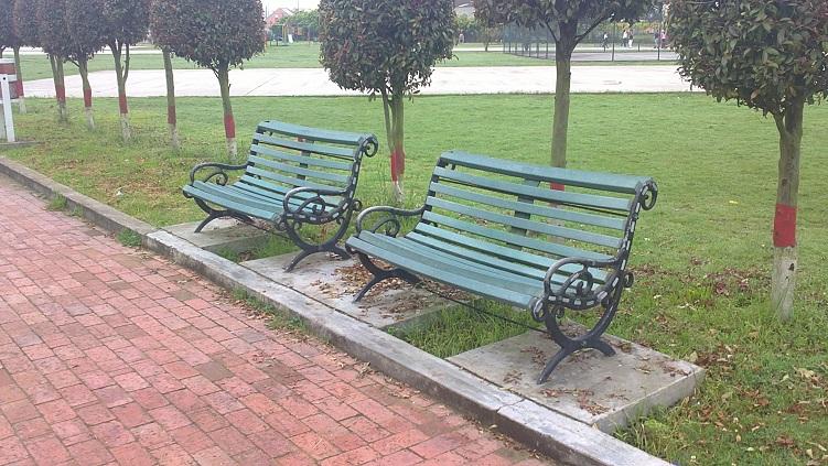 3 bancos de jardín similares banco banco de parque banco de piedra semicircular nuevo piedra fundición top oferta