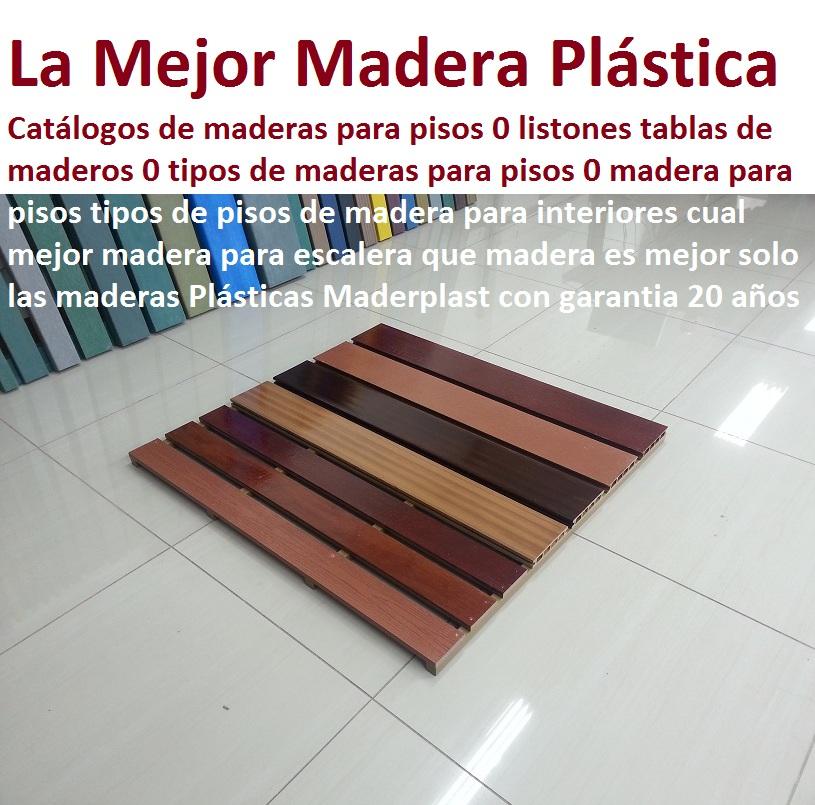 20 Pisos Decorativos Madera Pl 225 Stica Finas Maderas De