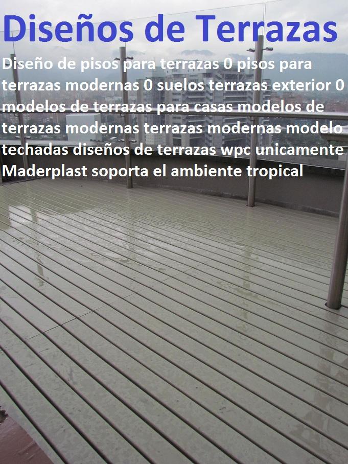 20 Pisos Decorativos Madera Plástica Finas Maderas De